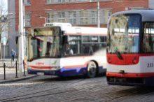 Autobusy v Olomouci