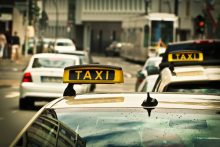 taxi uničov
